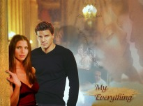 My Everything (Cordelia/Angel Art by Lysa Whitmore)