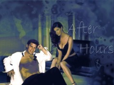 After Hours (Cordelia/Angel Art by Lysa Whitmore)