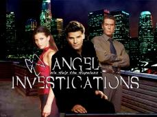 Angel Investigations: Angel, Cordelia, & Wesley (Art by Lysa Whitmore)
