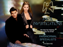 Angel Investigations Paranormal Specialists