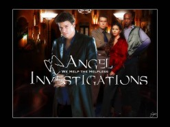 AI Team - Angel Investigations - We Help the Helpless (Art by Lysa Whitmore)