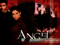 Fake ANGEL Ad - Cordy & Angel by Lysa Whitmore