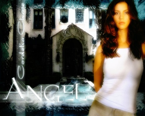 Fake ANGEL Ad - Cordelia Chase by Lysa Whitmore