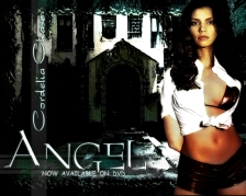Fake ANGEL Ad - Cordelia Chase - by Lysa Whitmore