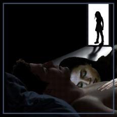 Scene 174: Faith Watching Angel and Cordelia Sleeping