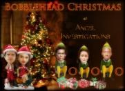Bobblehead Christmas