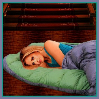 Buffy_Sleeping Bag