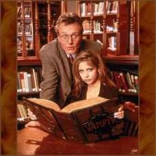 Scene 3: Giles and Buffy