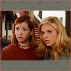 Scene 5: Willow and Buffy