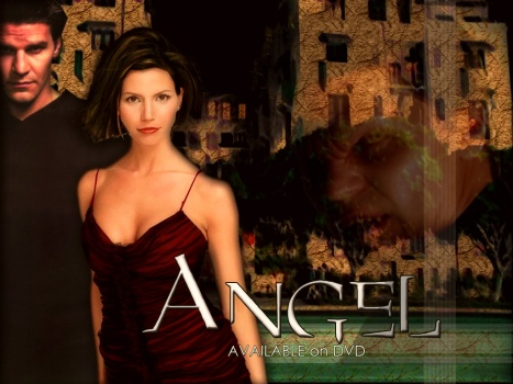 Fake ANGEL Ad by Lysa Whitmore