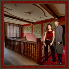 Scene 108: Cordelia and Angel at the Mansion
