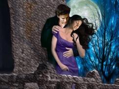 Castle Vampire_Cordelia and Angel