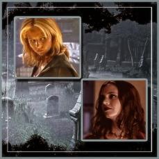 Scene 169: Buffy Summers and Faith Lehane