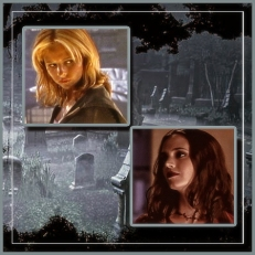 Scene 169: Buffy Summers and Faith Lehane