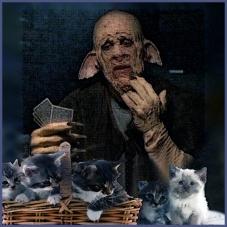 Scene 72: Clem Playing Kitten Poker