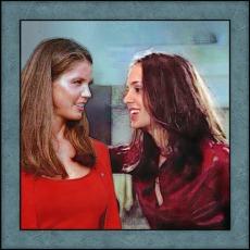 Scene 57: Cordelia Chase and Faith Lehane