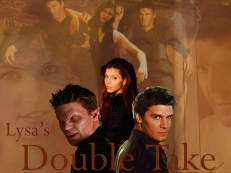 Double Take (Art by Lysa)