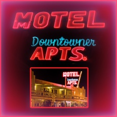 Scene 166: The Downtowner Motel and Apartments
