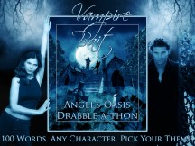 Drabble Challenge Cover Art by Lysa Whitmore
