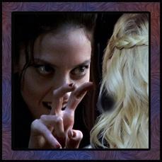 Scene 156: Drusilla with Karla Brewer