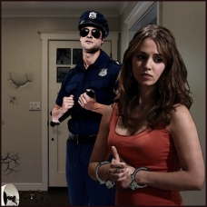 Scene 79: Faith Lehane is Arrested