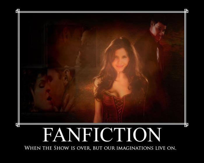 Fanfiction is Smoldering