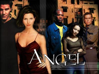 Fake ANGEL AD - The AI Team - by Lysa Whitmore