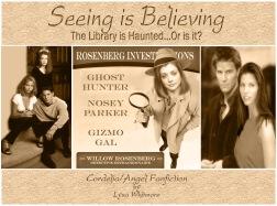 Seeing is Believing (Art by Lysa)