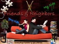 Friends & Neighbors (Art by Lysa)