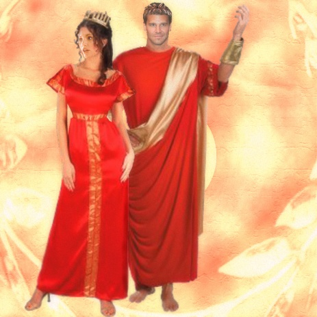 Halloween at the Hyperion - Roman Theme