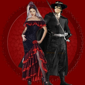 Halloween at the Hyperion - Zorro Theme