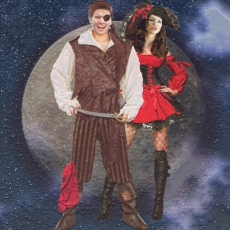 Halloween at the Hyperion - Pirates