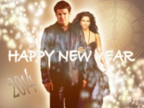 Happy New Year 2014 by Lysa Whitmore