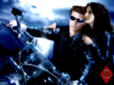Cool Rider - Angel/CC Manip - by Lysa Whitmore