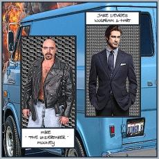 Scene 160: Mike 'The Undertaker' Mooney and Jake Devries