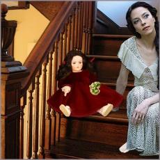 Scene 148: Drusilla and Miss Edith
