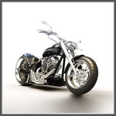 Scene 127: Motorcycle