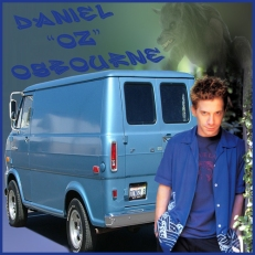 Scene 151: Daniel 'Oz' Osborne and the 'Dingoes Ate My Baby' Van