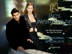 Angel Investigations: Paranormal Specialists (Art by Lysa Whitmore)