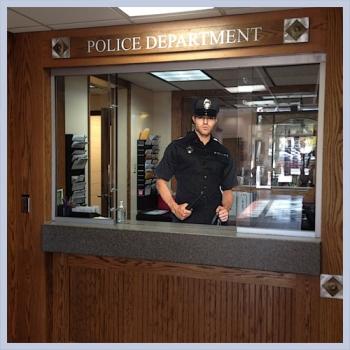 Police Desk