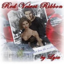 Red Velvet Ribbon (Art by Lisette)