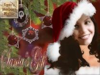 Santa's Gift (Art by Lysa)