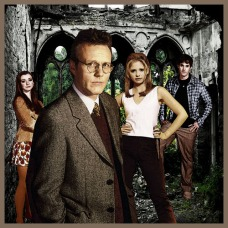 Scene 46: Giles and the Scoobies at the Ruins of Trinity Baptist Church