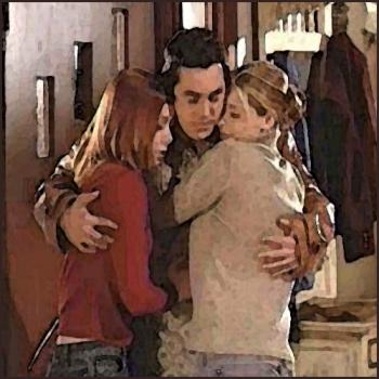 Scoobies Group Hug
