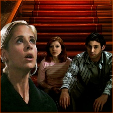 Scene 96: Buffy, Willow and Xander