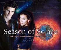 Season of Solace: A Slayer's Plot and a Dark Prophecy Unite Cordelia & Angel (Art by Lysa)