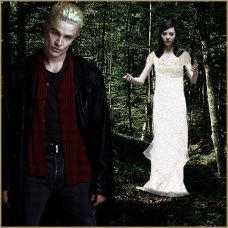 Scene 29: Spike and Drusilla in the Wildwoods