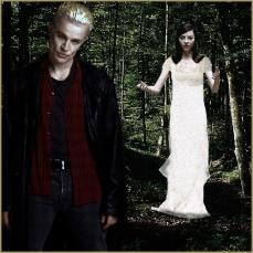 Scene 29: Spike and Drusilla in the Wildwoods