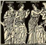 The Fates of Greek Myth