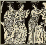 The Fates of Greek Myth
